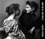 "1887 In Tuscumbia, Ala., Anne Sullivan achieved a breakthrough as her blind and deaf pupil, Helen Keller, learned the meaning of the word ""water"" as spelled out in the Manual Alphabet."