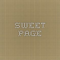 sweet-page