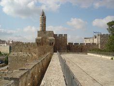 Le mura di Gerusalemme