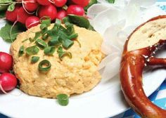 This recipe for Obatzter (a Bavarian full-flavored cheese & beer spread) by Reiner Marks, Director of Business Development and former Viking River Cruise Executive Chef.