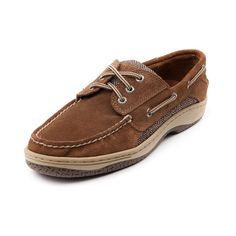 Mens Sperry Top-Sider Billfish Casual Shoe, Tan | Journeys Shoes
