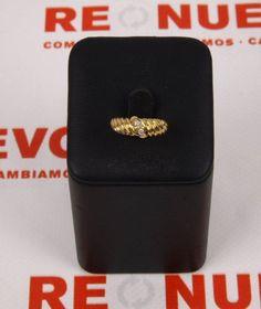 Anillo oro 2 brillantes E264075B Entra a la joyería virtual Re-Nuevo y elige la joya que más te guste de entre la más amplia exposición de impecables joyas de segunda mano, a precios increíbles.