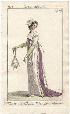 Costume parisien.....♡(ᵕ̤ૢᴗᵕ̤ૢ)♡