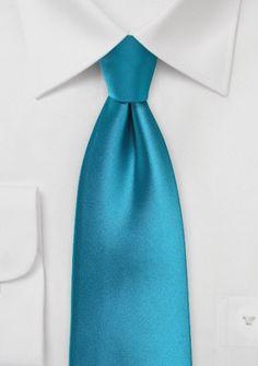 Krawatte monochrom petrol . . . . . der Blog für den Gentleman - www.thegentlemanclub.de/blog