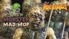 "Plttoys x MiscreationToys ""Mad Mop Monster"""