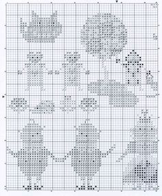 Alice in Wonderland Cross Stitch Alphabet, Cross Stitch Patterns, Alice In Wonderland Cross Stitch, Stitch Character, Princesas Disney, Needlepoint, Needlework, Fairy Tales, Diy Crafts
