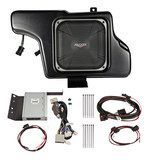 Kicker - PowerStage Audio Upgrade System for Select 2010-2011 Ford Mustang Vehicles - Silver/Black, PMUSP10