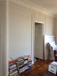 Perfect grey — Benjamin Moore Oyster Shell