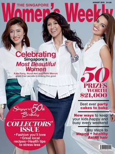 """Wow! Chez Vous has just bagged the Best Anti-Ageing Hair Treatment Award for our signature Amplified Keratin Treatment. """"Ideal for total hair rejuvenation, this intensive treatment addresses women's top concerns, including thinning, weak, unmanageable and dull tresses with specialised treatment products."""" Abstract taken from The Singapore Women's Weekly 2015 Hair Awards. Buy a copy today to find out more!"""