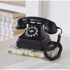 Classic Desk Phone #birchlane