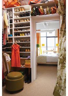 Cool -closet organization - Home and Garden Design Idea's