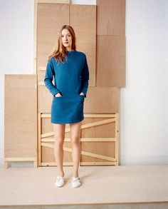TOAST - A family build a wardrobe - Photography & styling Erika Wall & Patrick Lacey. Toast Uk, Your Style, Style Me, Beautiful Outfits, Beautiful Clothes, Build A Wardrobe, Summer Lookbook, Simple Outfits, Lounge Wear