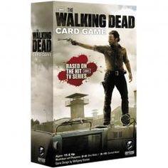 Walking Dead Card Game