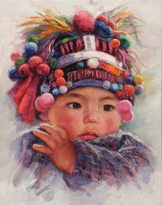 Barry Yang | Children in art