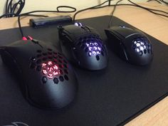 VENTUS X, VENTUS Z, VENTUS R Which one is your favourite? #TteSPORTS #VentusSeries #GamingMice Credit: ACGaming TTesports