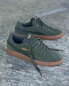 Sneakers Mode, Puma Sneakers, Best Sneakers, Casual Sneakers, Casual Shoes, Shoes Sneakers, Sneaker Trend, Sneaker Heels, Running Shoes
