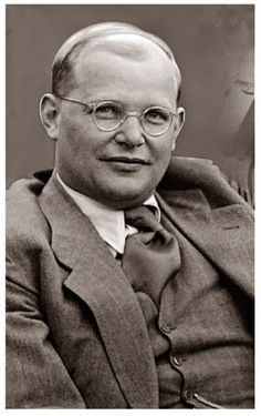 At great personal cost Dietrich Bonhoeffer and other members of the anti-Nazi 'Confessing Church' clung to Christian truth. Description from alansangle.com. I searched for this on bing.com/images