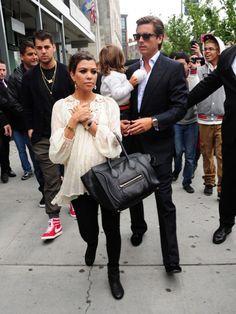 i want to look like kourtney kardashian all the time