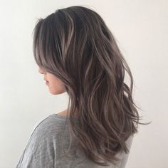 Endless Madhouse!: Pretty Ashy-Brown Hairstyles!