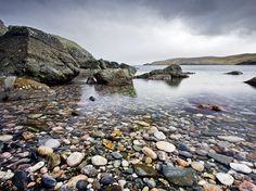 Beach rocks  United Kingdom