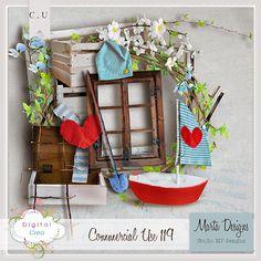 Commercial Use 119 martad_CU119 [martad_CU119] - €3.90 : Digital-Crea.fr, La boutique du Scrapbooking Digital