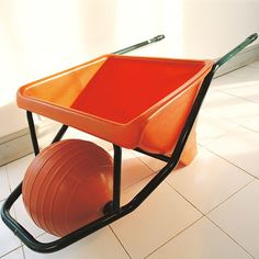 Ballbarrow, James Dyson 1974