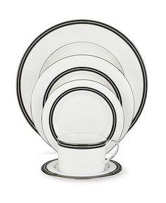 KATE SPADE #dinnerware #plates BUY NOW!