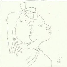 Zuschauer Version 4 (c) Zeichnung von Susanne Haun