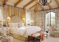 French Country Bedroom Decor and Inspiration