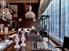 Baccarat Hotel and Residences New York - Hotels.com – предложения и скидки при бронировании гостиниц различных категорий, от пятизвездочных до недорогих
