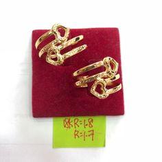 Shopee Tie Clip, Gold Rings, Accessories, Ornament