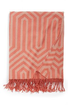 Nordstrom at Home 'Moroccan' Jacquard Throw available at #Nordstrom