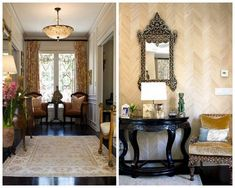 french design colors | Luxury French Interior Designs