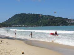 Patong Beach Phuket Patong Beach, Phuket Thailand, See It, Night Life, Island, Places, Water, Outdoor, Gripe Water