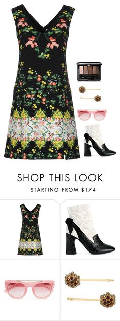 """Untitled #919"" by h1234l on Polyvore featuring Erdem and Guerlain"