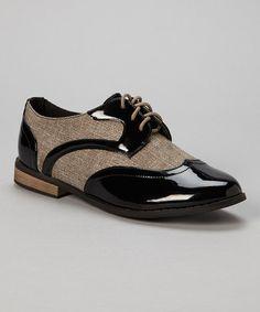 Look at this #zulilyfind! Black Stevie Oxford #zulilyfinds   NEED THESE IN MY LIFE