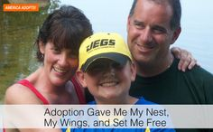 Adoption Gave Me My Nest, My Wings, and Set Me Free. An adoptee & author explains how adoption helped her to reach her potential.