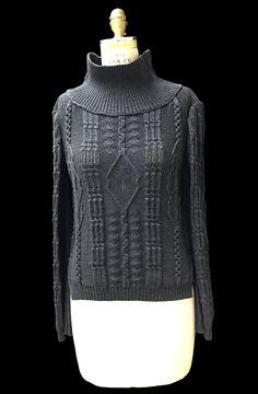 knitGrandeur: FIT & Baruffa 2/30s Cashwool Collaboration: Term Garment…