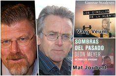 4ª entrega. Una cara para los detectives de Gunnar Staalesen y Deon Meyer - https://www.actualidadliteratura.com/4-cara-detectives-gunnar-staalesen-deon-meyer/