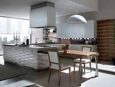 kitchen island table combination - Google Search