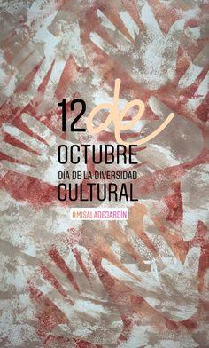 12 de octubre Día de la diversidad cultural en Argentina. Realizado por Mi Sala de Jardín Movie Posters, Food, Frases, Love Posters, Cultural Diversity, October, Preschool, Argentina, Film Poster