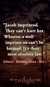 quote from the beginning of the twilight saga twilight