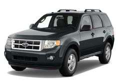 2010 Ford Escape Owners Manual