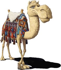 Humphrey The Camel Bible Memory Buddy