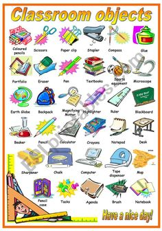First worksheet in a set of three on things we use at school. This is the pictionary. I hope you like it and find it useful. Have a wonderful weekend. Elementary Spanish, Spanish Classroom, School Classroom, Bingo, English Verbs, Spanish 1, Vocabulary Worksheets, Coloured Pencils, Weekend Fun