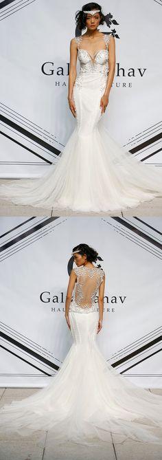 2015 Galia Lahav Bridal Collection. See every luxurious embellishment