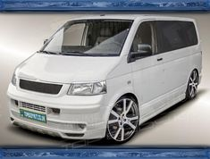 Vw Transporter Van, Vw T5, Vw Volkswagen, 4x4 Camper Van, Campervan, Van Life, Automobile, Vans, Bike
