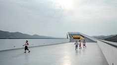 Escuela 120-Division / WAU Design. Fotografía de MA Minghua - ZHAN Changheng
