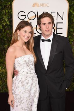"""It's over for Benoist and Jenner! After several years of marriage, her husband getting divorced. They had become engaged in one year after meeting on the set of """"Glee."""" Jenner also appeared on her show Celebrity Couples, Celebrity Gossip, Celebrity News, Golden Globes 2016, Golden Globe Award, Blake Jenner, Darren Criss Glee, Strapless Dress Formal, Formal Dresses"""