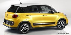 2016 Fiat 500X Arrives in America Because America NeedsAnother 500 - Once, not so long ago, the Fiat brand offered a complete portfolio of vehicles, stretching from the tiny Cinquecento to upmarket sedans and sports cars. Each had its distinct